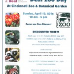 Deaf Zoo Flyer 2016